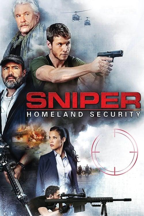 Sniper: Homeland Security - Poster