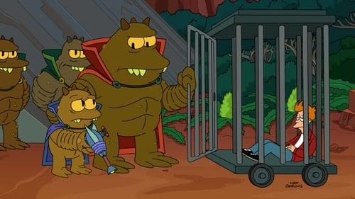 Futurama - Season 7 - Episode 16: T.: The Terrestrial