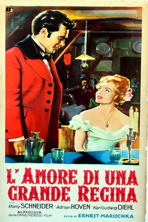 L'amore di una grande regina (1954)