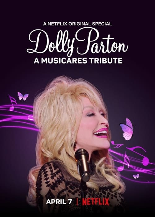 Found on the website Dolly Parton: A MusiCares Tribute