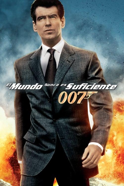 Mira La Película 007: El mundo nunca es suficiente Gratis En Línea