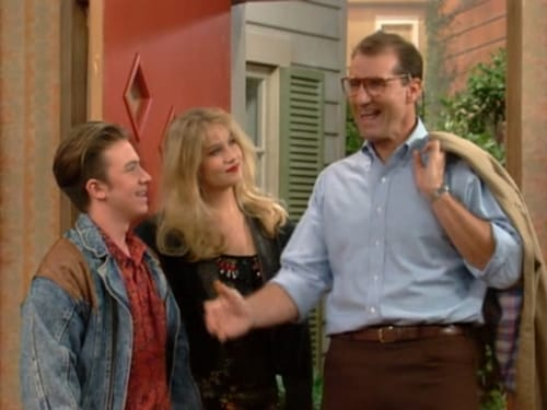 Married... with Children - Season 6 - Episode 7: If I Could See Me Now