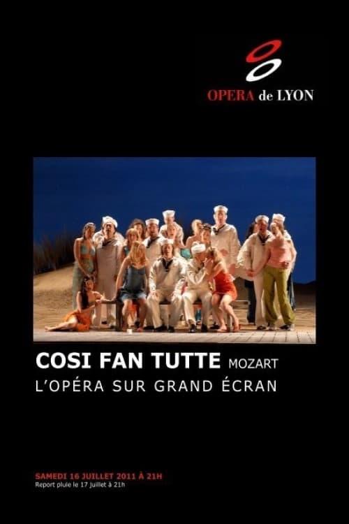 Regarder Cosi Fan Tutte - Lyon De Bonne Qualité