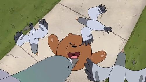 We Bare Bears 2017 Amazon Prime: Season 3 – Episode Pigeons