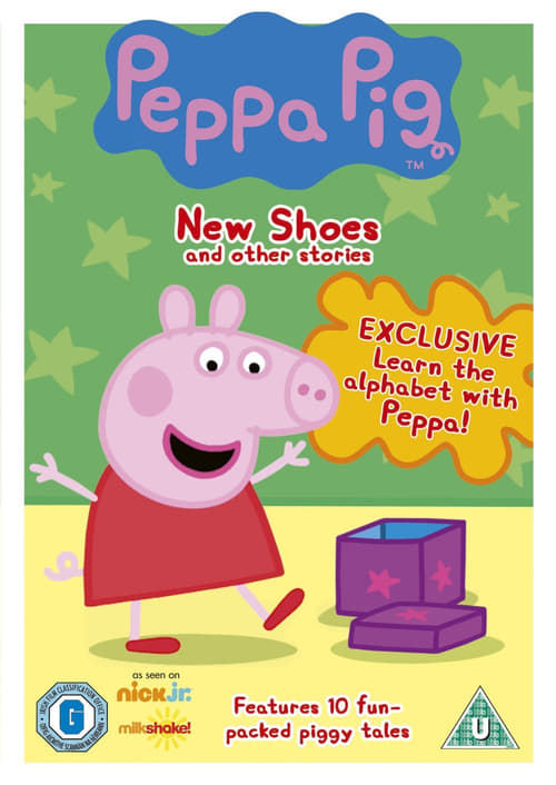Peppa Pig: New Shoes and Other Stories MEGA
