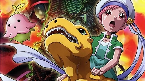 Digimon Savers the Movie: Ultimate Power! Activate Burst Mode!!