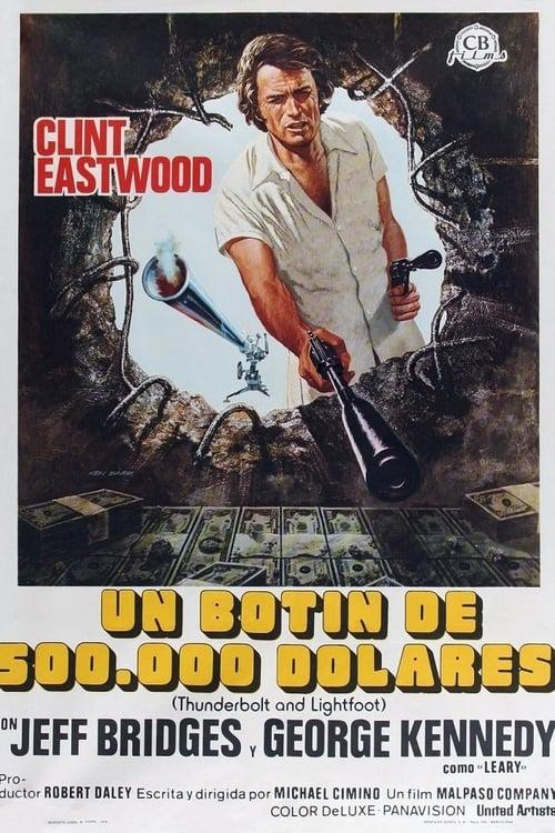 Película Un botín de 500.000 dólares En Buena Calidad Hd