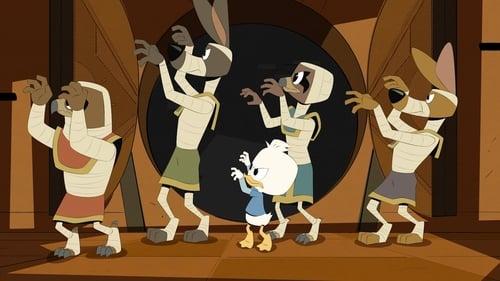 DuckTales: Season 1 – Episode The Living Mummies of Toth-Ra!