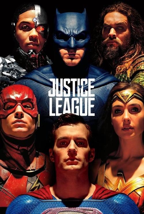Justice League - Action / 2017 / ab 12 Jahre