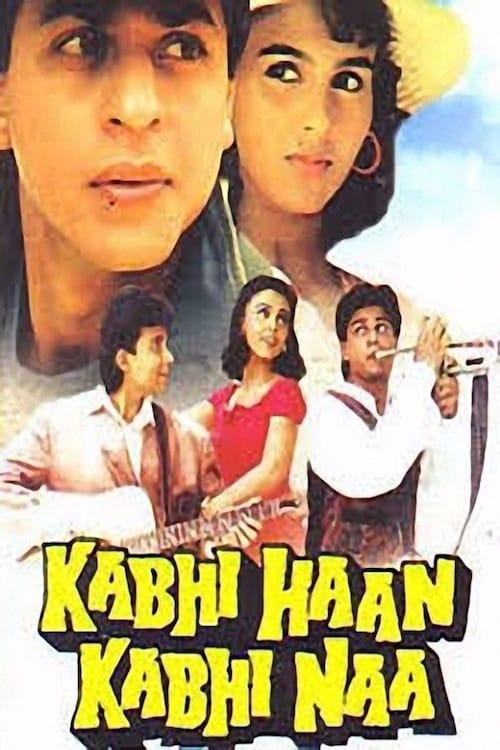Largescale poster for Kabhi Haan Kabhi Naa