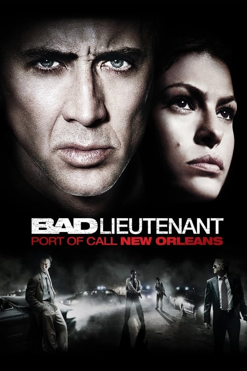 Largescale poster for The Bad Lieutenant: Port of Call - New Orleans