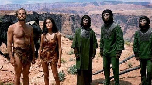 فيلم Planet of the Apes 1968 مترجم