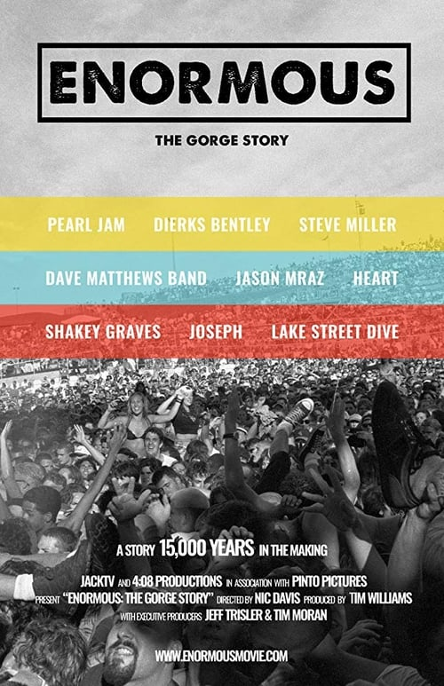 There Enormous: The Gorge Story