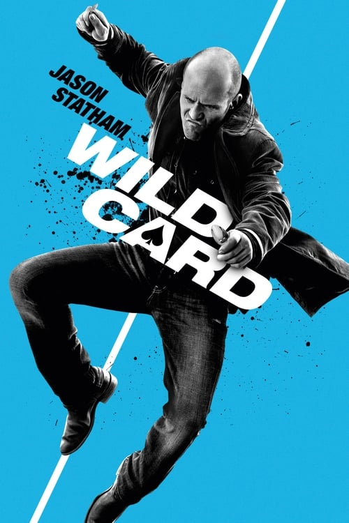 Wild Card - Poster