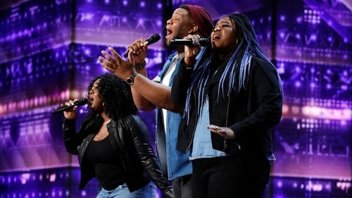 America's Got Talent: Season 15 – Épisode Auditions 3