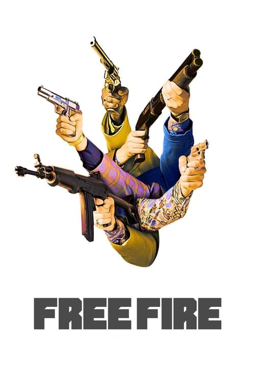 Free Fire playing at Roadhouse Cinemas