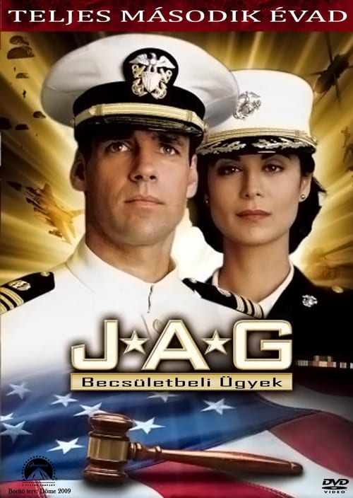 JAG Season 2
