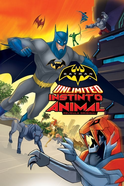 Image Batman Unlimited: Instinto animal