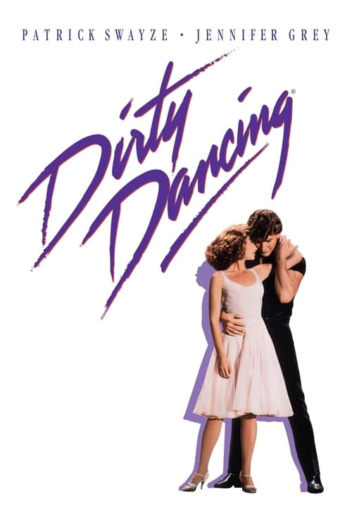 Poster von Dirty Dancing