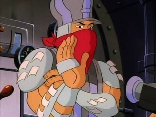 Teenage Mutant Ninja Turtles 1993 Amazon Video: Season 7 – Episode Turtles on the Orient Express
