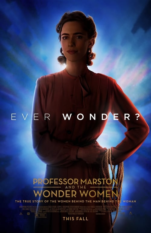 Watch Professor Marston & the Wonder Women Movies Online
