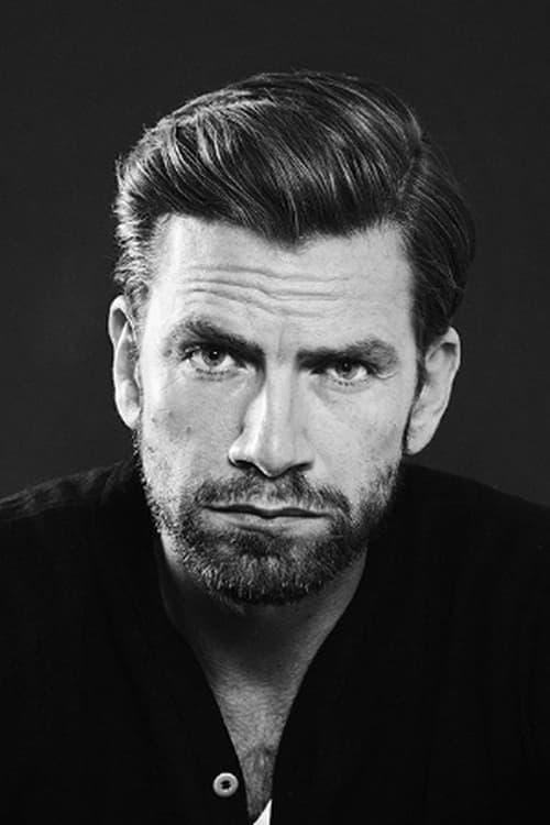 Kép: Nikolaj Lie Kaas színész profilképe