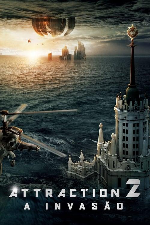 Assistir Attraction 2: A Invasão - HD 720p Dublado Online Grátis HD