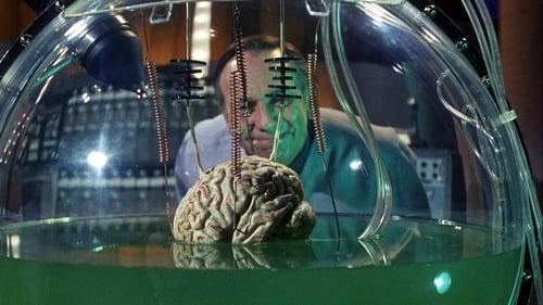(il cervello di Gallea e lo scienziato)