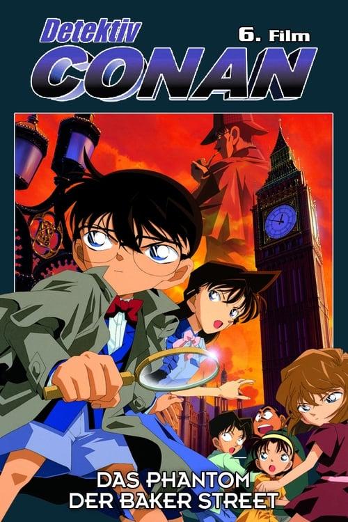 Detektiv Conan - Das Phantom der Baker Street - Animation / 2008 / ab 12 Jahre