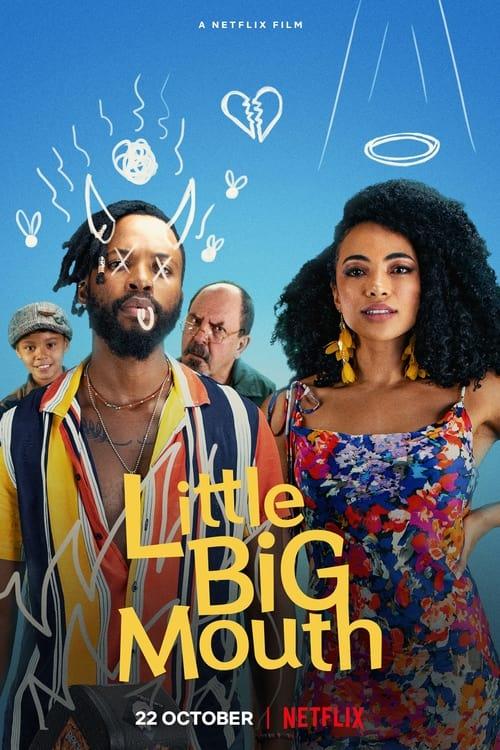 Luke Tue L'Amour -  Little Big Mouth - 2021