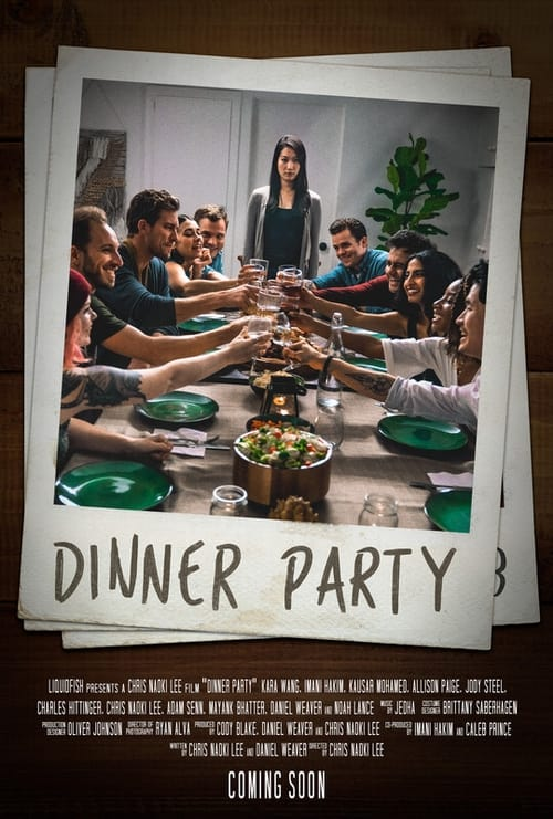 Watch Dinner Party Online Earnthenecklace