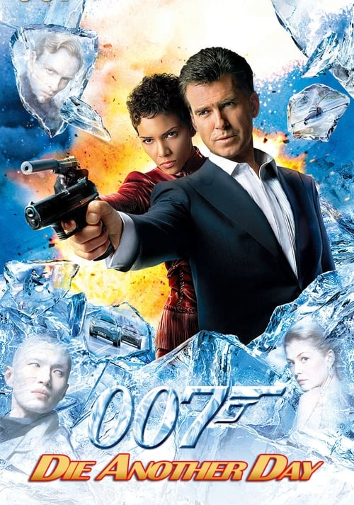 Die Another Day - Poster