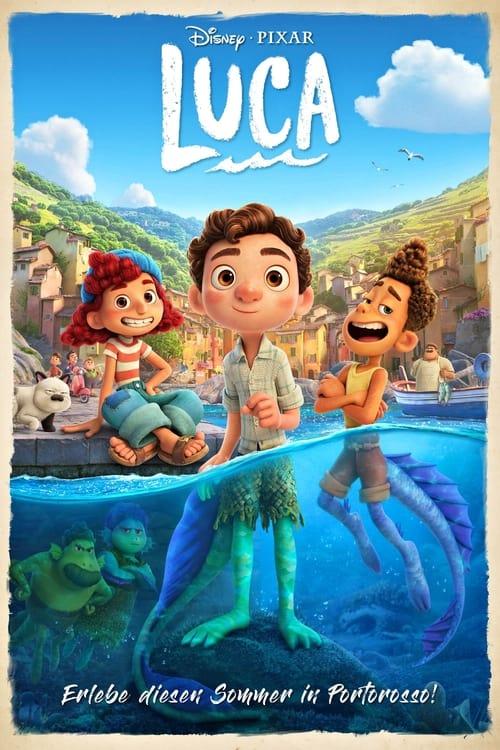 Luca - Animation / 2021 / ab 0 Jahre