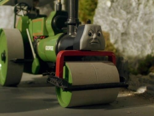 Thomas & Friends: Season 4 – Épisode Steam Roller