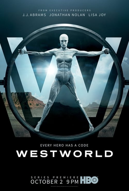 Westworld - Season 0: Specials - Episode 16: Creating Westworld's Reality: The Drone Hosts