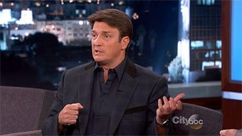 Jimmy Kimmel Live 2014 Streaming: Season 12 – Episode Nathan Fillion, Abbie Cornish, Naughty Boy & Sam Smith