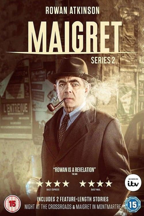Mira La Película Maigret in Montmartre Gratis