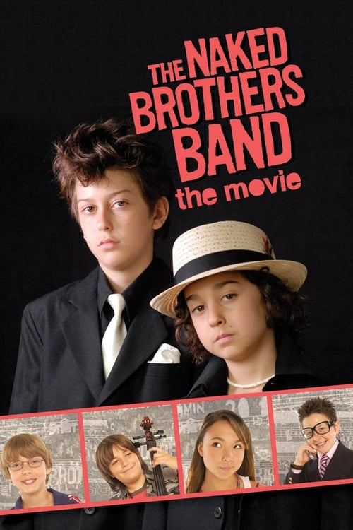 Assistir Filme The Naked Brothers Band: The Movie Em Português