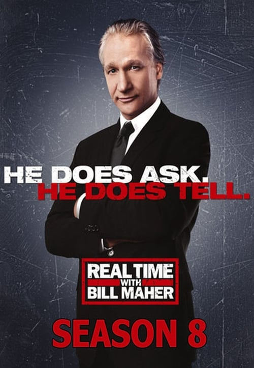 Real Time with Bill Maher: Season 8