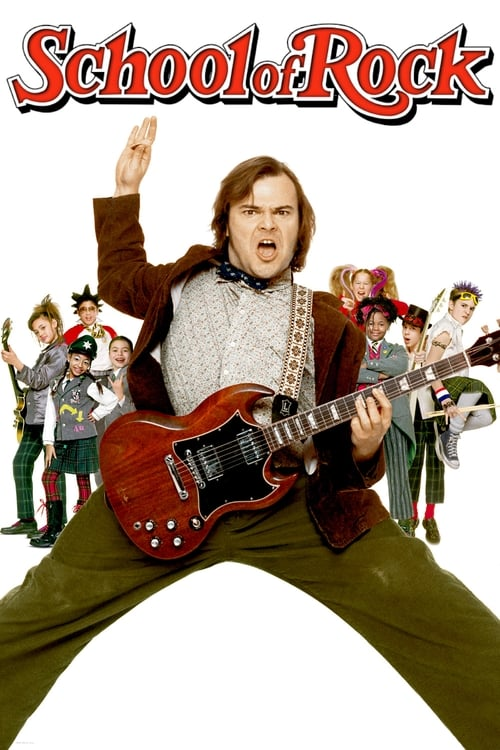 The School of Rock - Poster