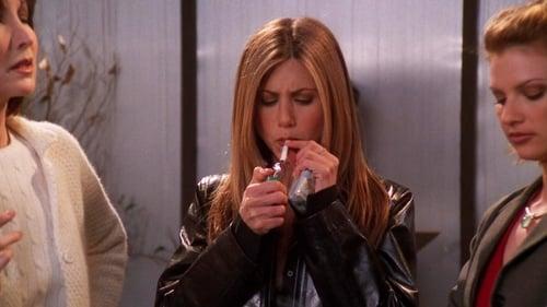 Aquele em que Rachel fuma