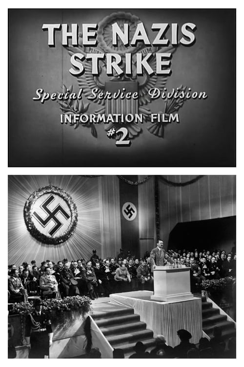 Mira La Película Why We Fight: The Nazis Strike En Buena Calidad Gratis