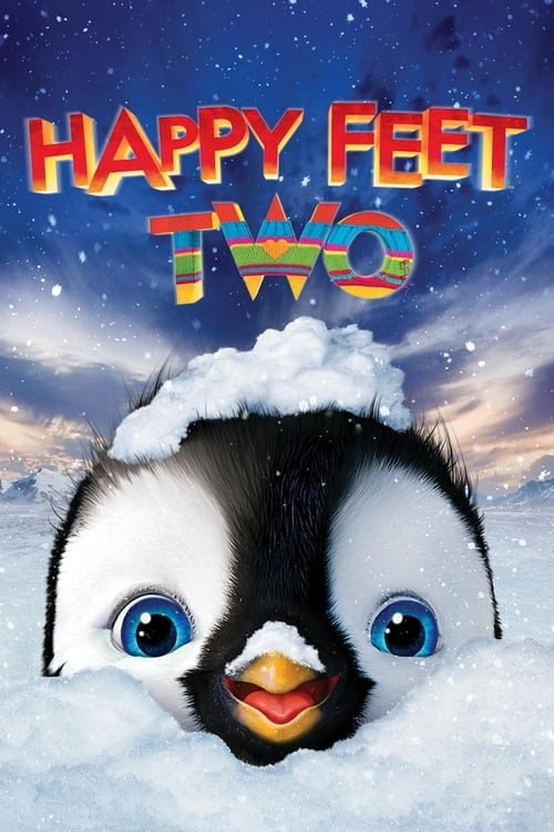 Largescale poster for Happy Feet Two
