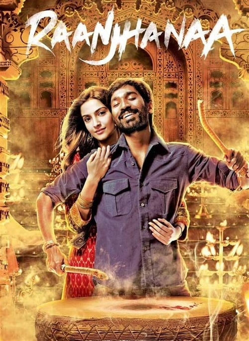 Raanjhanaa (2013) Poster