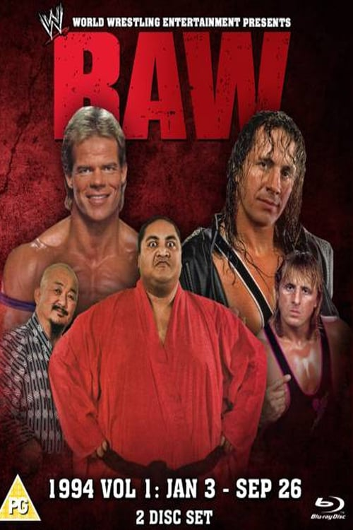 WWE Raw: Season 1994