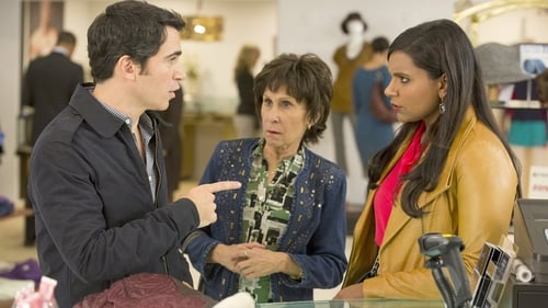 The Mindy Project 2014 Blueray: Season 3 – Episode We Need to Talk About Annette