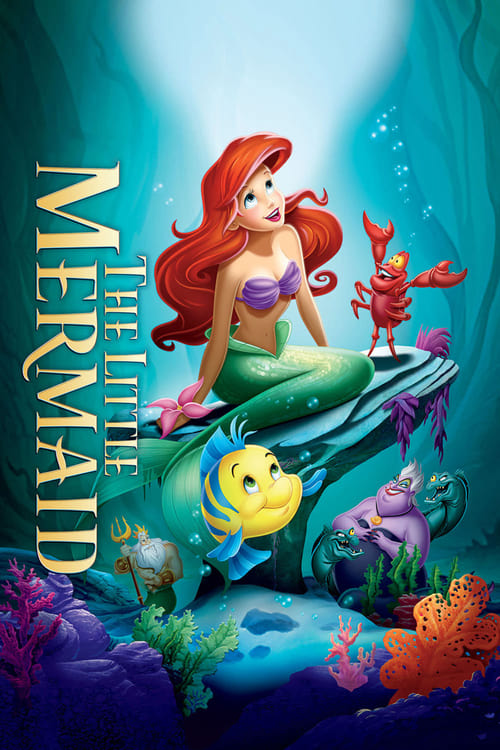 Largescale poster for The Little Mermaid