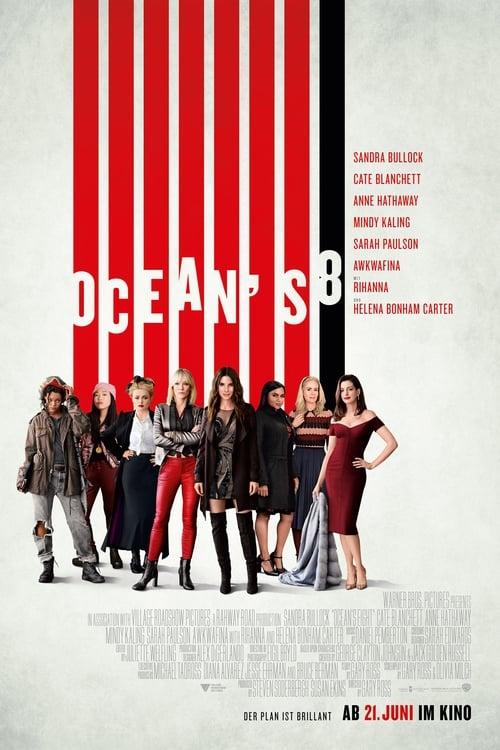Poster von Ocean's 8