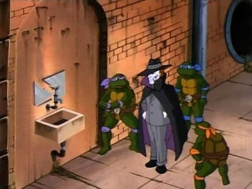 Teenage Mutant Ninja Turtles: Season 6 – Episod Phantom of the Sewers
