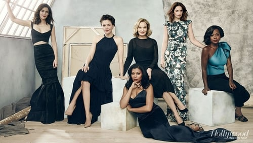 Close Up with The Hollywood Reporter: Season 1 – Episod Drama Actresses